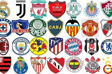 ۱۰ باشگاه ارزشمند فوتبال جهان کدامند؟