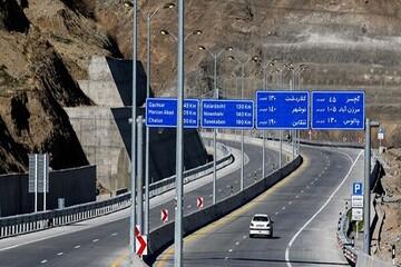 انسداد آزادراه تهران-شمال باز هم تمدید شد
