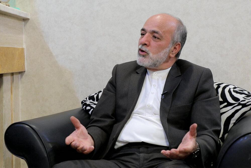 احمد سبحانی عنوان کرد: مخالفت همیشگی ایران با تغییر مرزهای سیاسی