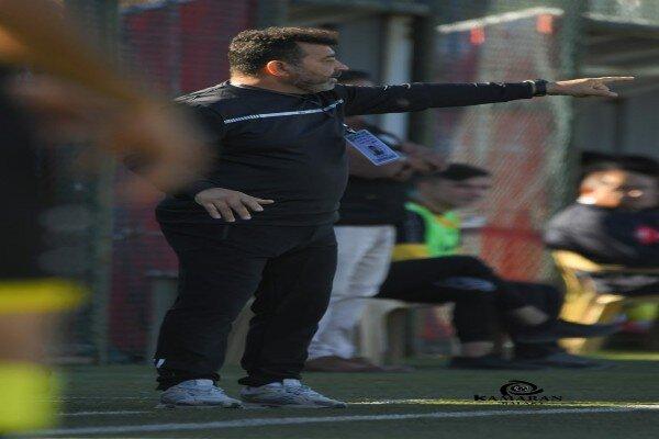 تداوم موفقیت های مربی ایرانی در لیگ کردستان