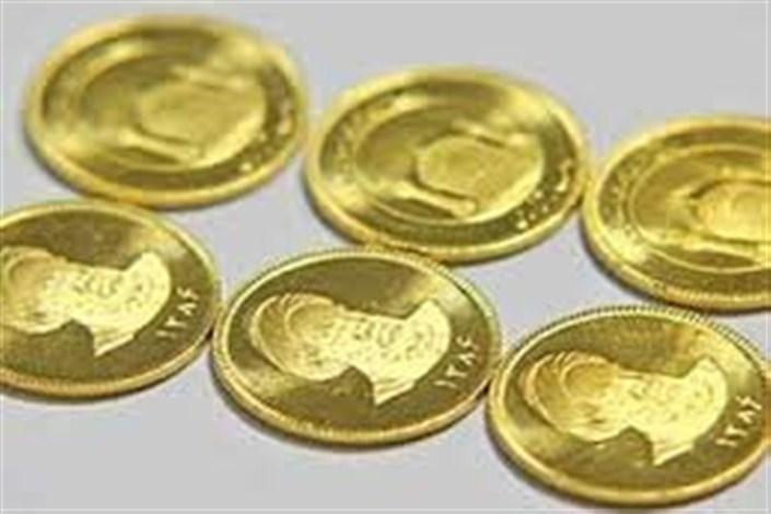 قیمت سکه طرح جدید به ۱۲ میلیون و ۳۰۰ هزار تومان رسید