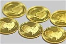 قیمت سکه حدود ۵۰۰ هزار تومان کاهش یافت