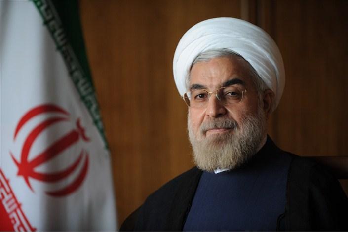 روحانی: نمیتوان در مسیر سیل ایستاد و گفت نمیترسم!