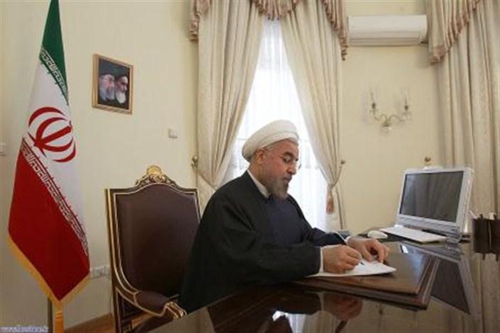 روحانی درگذشت مادر شهیدان طایفه رشیدی را تسلیت گفت