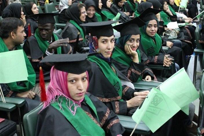 250 دانشجوی خارجی در دانشگاه آزاد استان کردستان مشغول به تحصیل هستند/ تدریس زبان فارسی با شیوه آموزشی بنیاد سعدی و دورههای جامعه المصطفی