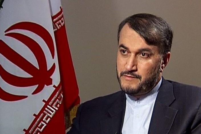 امیر عبداللهیان:ایران به حمایت از سوریه ادامه می دهد