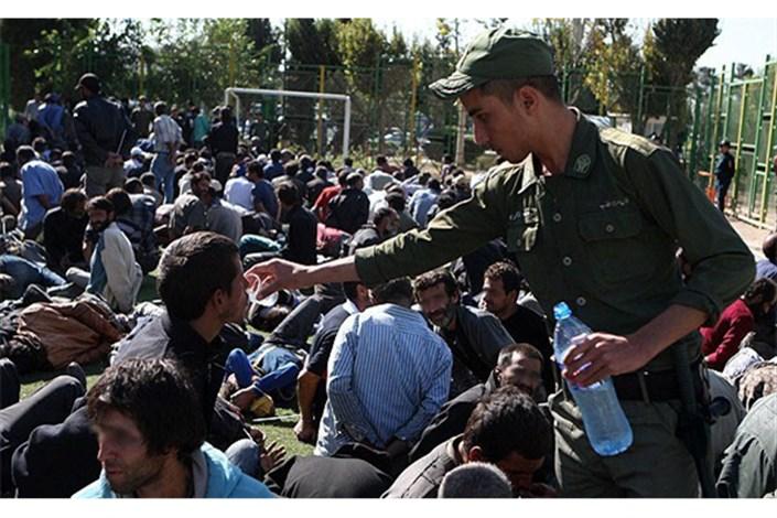 این بار دادستان  دستور جمعآوری معتادان را صادر کرد/معتادان  دوباره به شهر بر می گردند!