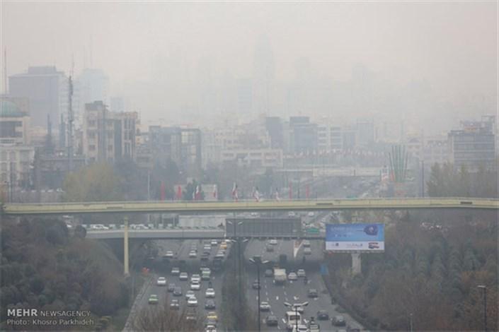 شهرری رکورد آلودهترین هوای روزهای اخیر را زد اما مدارسش تعطیل نشد +نمودار