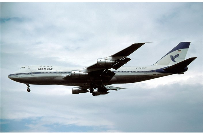 فرود اضطراری هواپیمای کاسپین به دلیل نقص فنی درفرودگاه مهرآباد