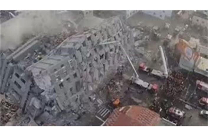 با  وقوع زلزله  7 ریشتری ، ۸۰۰ هزار نفر در تهران کشته میشوند
