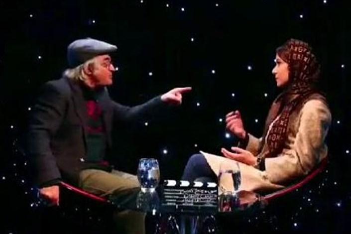 ویدیو / وقتی پریناز ایزدیار مازندرانی صحبت می کند !