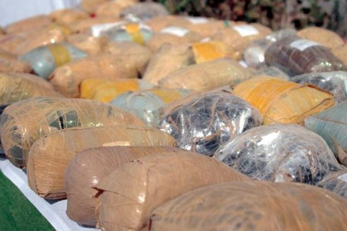کشف 15 تن انواع مواد مخدر و روانگردان در کشور