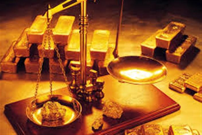 ۱۵کیلو شمش طلا روی دوش خریداران
