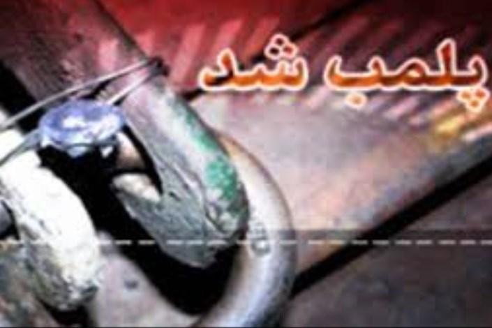 پلمب پنج واحد عرضه قلیان در شادگان توسط نیروی انتظامی