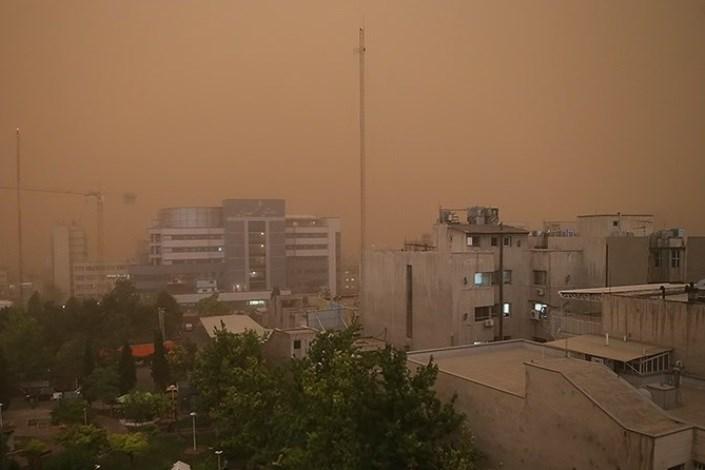 امروز و فردا در تهران  منتظر باد  شدید و گرد و خاک  باشید