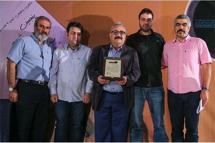 شب فیلمنامه نویسان به سه فیلمنامه برتر جایزه داد