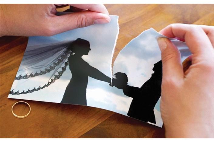 ثبت روزانه ۴۰۰ طلاق در کشور