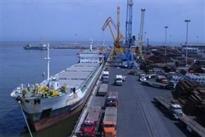 انجام ۶۰ درصد تجارت دریایی ایران از بندر شهید رجایی