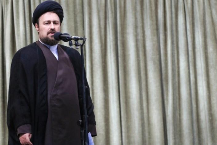 سید حسن خمینی: عزت امروز جامعه ما به برکت انقلاب اسلامی و راه خدایی است