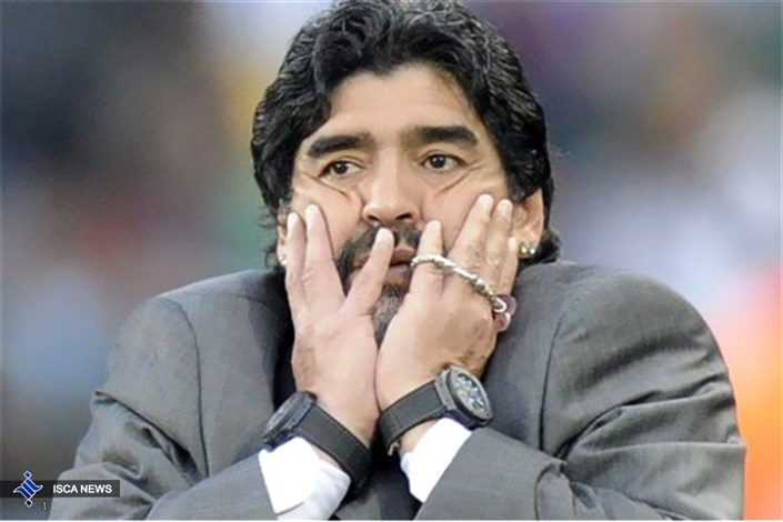 مارادونا: پزشکان میگویند آلزایمر دارم