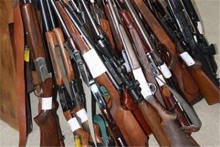 افزایش 137 درصدی کشفیات سلاح غیرمجاز در زرند
