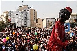 برپایی کارناوال شادی عید نیمه شعبان