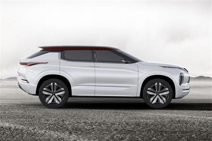 خودروی مفهومی میتسوبیشی با عنوان GT-PHEV پیش از برگزاری نمایشگاه پاریس فاش شد