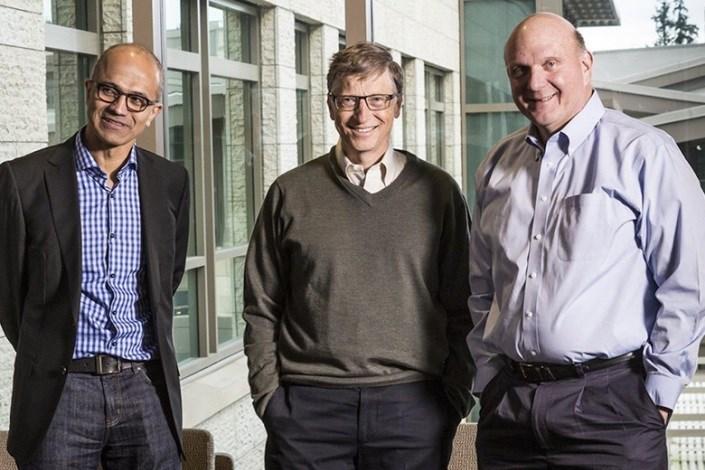 کارمندان مایکروسافت از کارمندان اپل شادترند