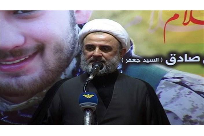 حزبالله: قدس، تنها و غریب نیست/ سردار سلیمانی شریک آزادی جنوب لبنان بود