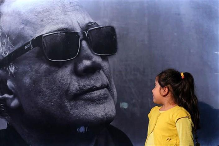 پوستر بخش بزرگداشت عباس کیارستمی در جشنواره جهانی فجر منتشر شد