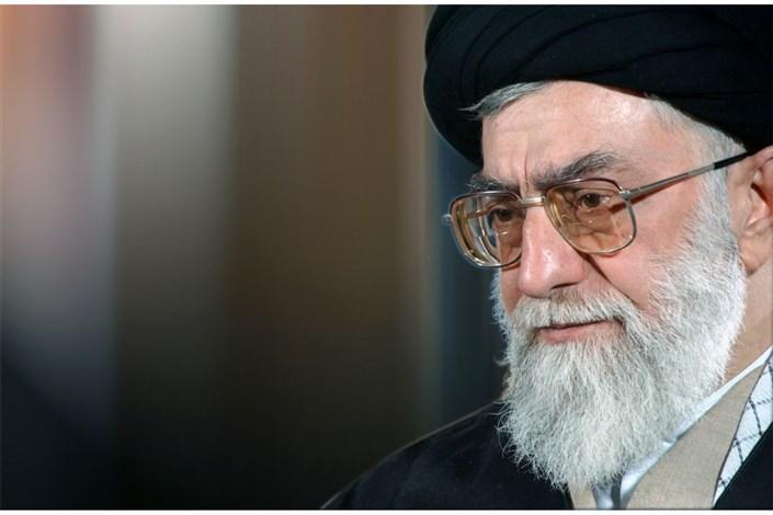 قرائت پیام تسلیت رهبر انقلاب به مناسبت درگذشت آیتالله هاشمی در دانشگاه تهران