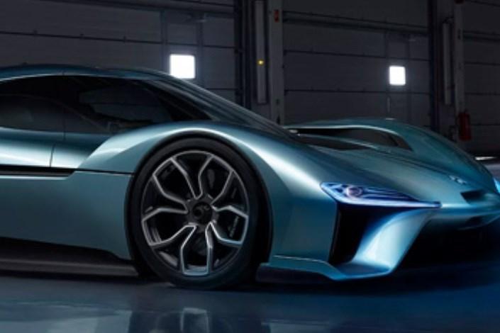 nextev-nio-ep9-1 شرکت چینی NextEV سریعترین خودروی الکتریکی جهان NIO EP9 را معرفی کرد