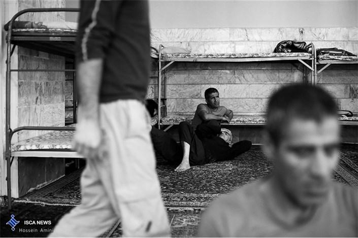 پذیرش ۳۴۰۰ معتاد در کمپهای درمان اجباری اعتیاد تهران