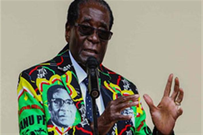 موگابه نامزد انتخابات ریاست جمهوری زیمبابوه شد