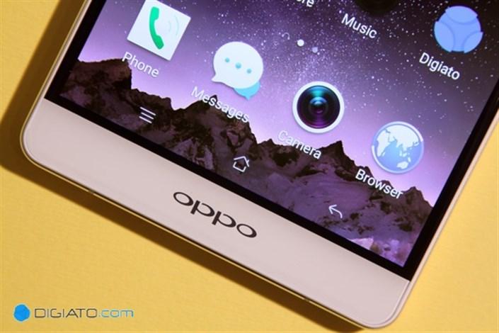 سامسونگ از دور خارج شده؛ کمپانی Oppo در کشور چین جولان می دهد