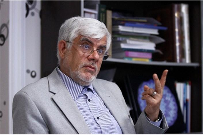عارف: مهمترین ویژگی انقلاب ایران مردمی بودن آن است/ اگر کوتاهی کردیم عذرخواهی کنیم