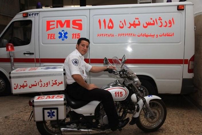 200 آمبولانس موتوری از گمرک ترخیص شد/شورای شهر برای جایابی ایستگاه آمبولانس های جدید همکاری کند