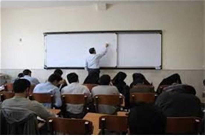 دستمزد حق التدریسها پرداخت نشد