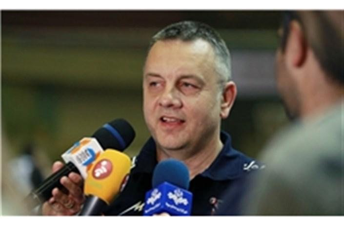 تمرین فردای تیم ملی والیبال با حضور اصحاب رسانه برگزار میشود