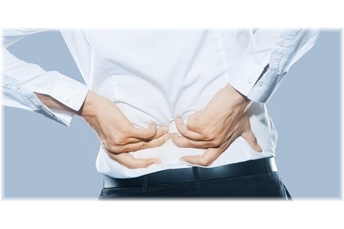 ارتباط تغذیه سالم با کاهش کمر درد/ ۸۰ درصد آلمانیها به طور مداوم  کمردرد دارند
