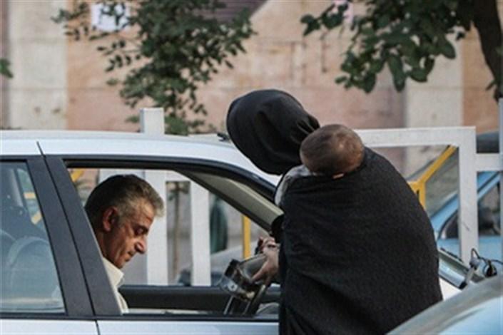 ساماندهی متکدیان در معابر و چهارراه های پر تردد مرکز شهر تهران آغاز شد
