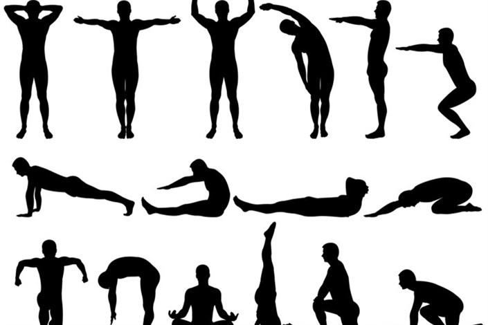 9 حرکت کششی برای کاهش استرس+عکس