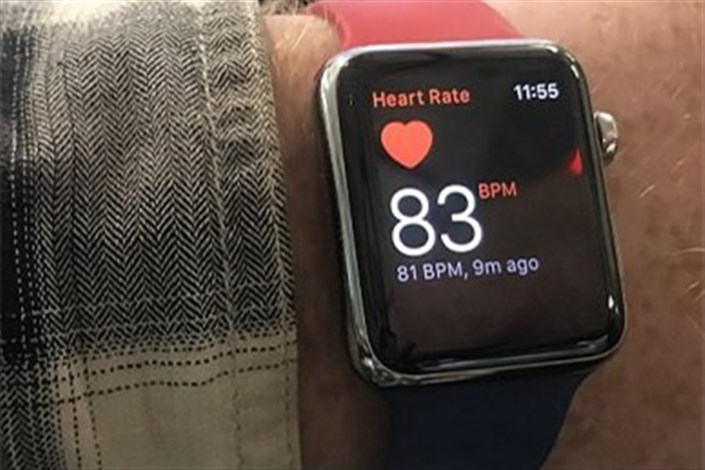 استفاده از ساعت اپل برای شناسایی ضربان نامنظم قلب