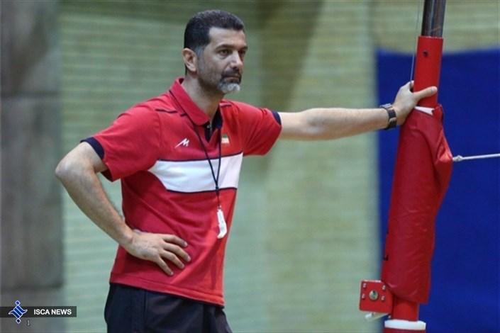 عطایی: والیبال ایران باید به سمت نتیجه گیری پیش برود