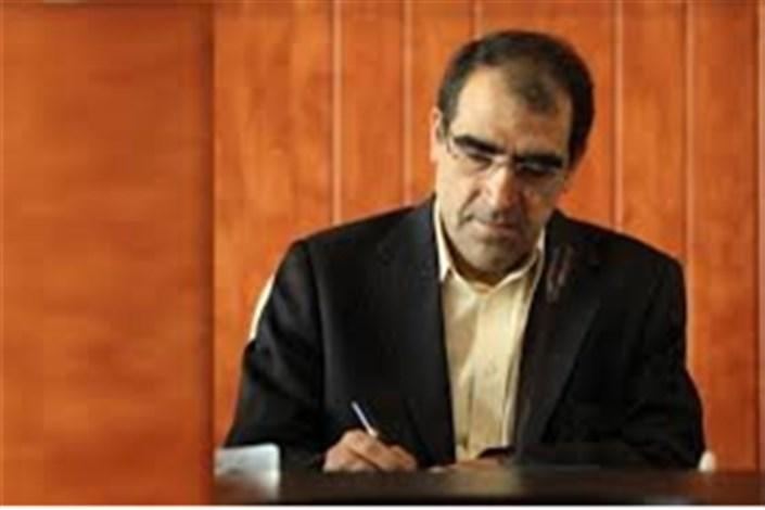 پیروزی متانت بر جنایت و خشونت/ واکنش وزیر بهداشت به حوادث اخیر خیابان پاسداران تهران