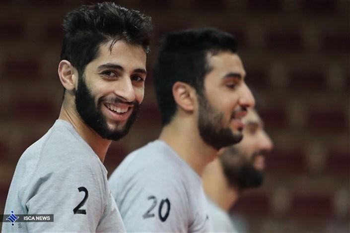 عبادیپور امتیازآورترین بازیکن ایران برابر صربستان شد