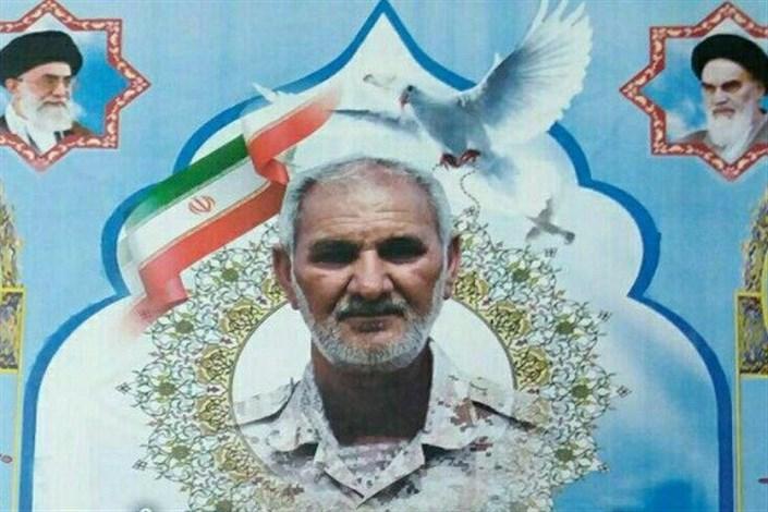 شهید مصطفی فردوسی ندای پاسداری از ایران را با خون پاکش در گوش تاریخ فریاد کرد