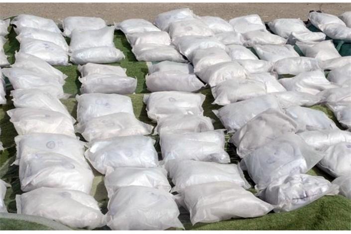 کشف ۴۷ کیلوگرم انواع مواد مخدر در مرند