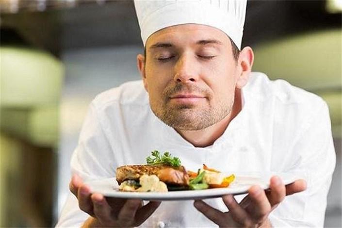 بوکردن غذا هم موجب چاقی می شود!