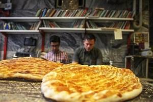 نان و غلات ۵۲.۶ درصد از سال گذشته گران تر شده است